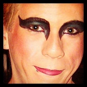 Black Swan Makeup...
