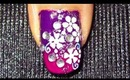 Glamorous evening-nailart tutorial.... :-)