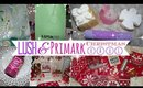 Lush & Primark Christmas Haul!