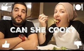 CAN NURA COOK?!?!?! Cooking & Baking Vlog!!!  | Nura Afia