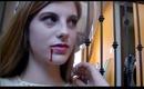 Victorian Vampire Halloween Tutorial