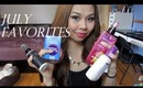 July Beauty Favorites 2013