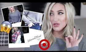 NEW UNIVERSAL THREAD @ Target | Try On Haul