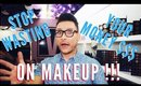 Why you are wasting your money buying makeup at a department store!