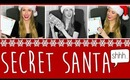 ❄ YOUTUBE SECRET SANTA    Unboxing!! ❄