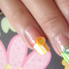 Fruit French Manicure