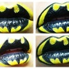 Batman Lips/DC Comics