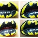 Batman Lips/DC Comics
