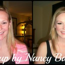 Bridesmaid Makeup by Nancy Bautista.