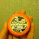 A great kisser lip moisture balm in juicy peach