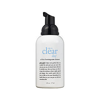 Philosophy On A Clear Day® Oil-Free Foaming Acne Cleanser