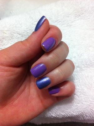#6 - violet nails