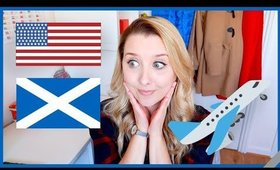 MY STRESSFUL SCOTTISH/USA AIRPORT EXPERIENCE | STORYTIME