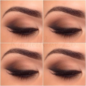 Subtle everyday smokey eye