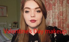 Valentine's Day Sultry Makeup  | NiamhTbh