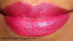 NYC Ultra Moisture Lip Wear 316 Blossom http://msprettyfulgirl.blogspot.com/2011/08/collection-nyc-lipsticks.html