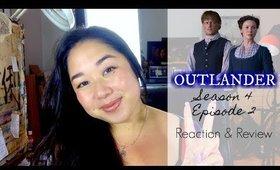 Outlander - Season 4 Episode 2 #DoNoHarm | Reaction & Review #Outlander