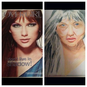 Aging Overlay