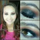 Bridal makeup 10/4/14
