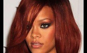 Rihanna Inspired Smokey Eye, Lavish Palette | MakeupbyIRMITA