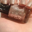 RIMMEL Space Dust, special nail polish