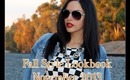 Fall Style Lookbook November 2013