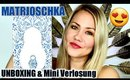 MATRJOSCKA limitierte Beauty Box von Lookfantastic | UNBOXING & kleine Verlosung