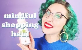 Mindful Shopping | Doing My Best