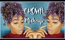 CROWN EYE MAKEUP TUTORIAL
