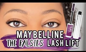 Maybelline The Falsies Lash Lift Mascara Review