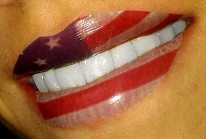 patriot lips