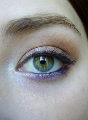 Fun Shimmery Neutral Look Naked Palette