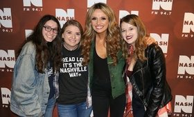 MEETING CARLY PEARCE | Concert Vlog