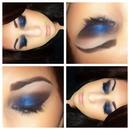blue smokey