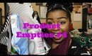 Product Empties 4