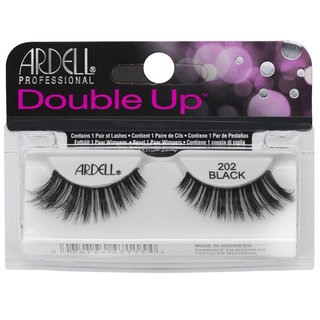 Double Up Lashes 202 Black