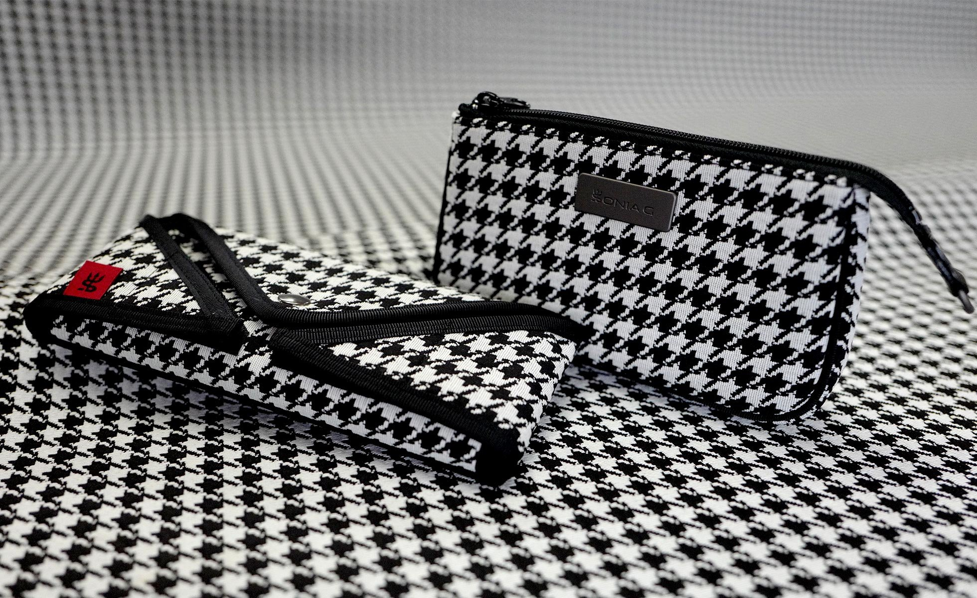 Sonia G. Limited Edition Houndstooth Collection