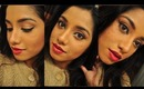 Giveaway + Glamorous wearable look for thanks giving..
