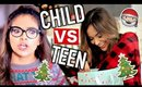Christmas: Then vs. Now | Bethany Mota