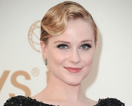 Evan Rachel Wood Hair, Emmy Awards 2011