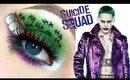 The Joker Suicide Squad Makeup Tutorial