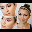 Color brights makeup