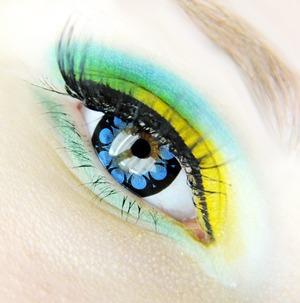 i.Fairy Hana Blue lenses
