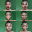 Three Shades Of Lip Color