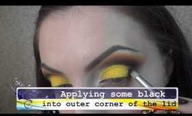 Yellow Affair - Makeup Tutorial
