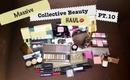 Massive Haul (PT.10) & GIVEAWAY♥ High-End (Naked2, MYGLAM Bag, Sephora, Chanel, ETC.)