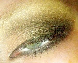 Lady Gaga US Cover Close Up Eye 3