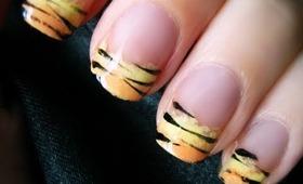 Tigger Nails