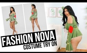 I Tried Fashion Nova Halloween Costumes   SCCASTANEDA