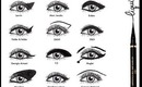 5 eyeliner style for different occcasions GR